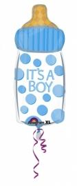 Folieballon Baby Bottle Boy