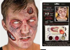 Applicatie Latex kit Zombie