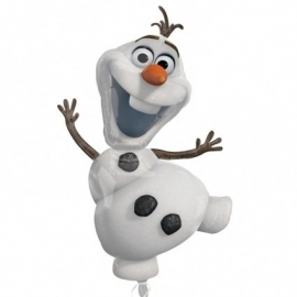 Folieballon shape Olaf Frozen