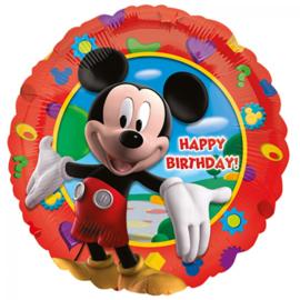 Folieballon Mickey's clubhouse