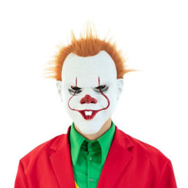 Masker pl. Duivelse clown