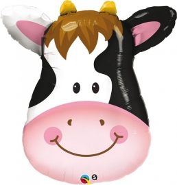 Folieballon shape koe