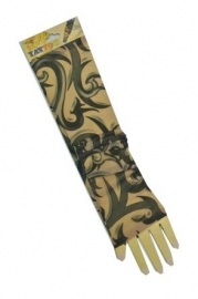 Tattoo sleeve tribal per paar