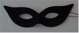 Domino libellulla zwart