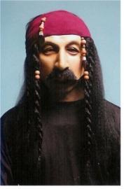 Masker rubber caribbean pirate