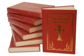 Boek Sinterklaas met kruis (350 pag.)