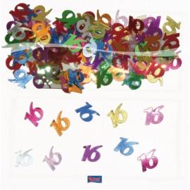 Confetti multi 16