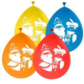 Ballonnen 8st. Sint Piet