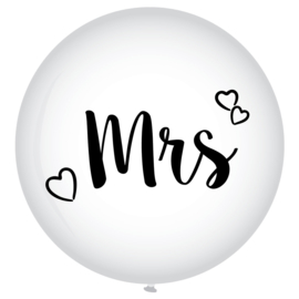 Ballon XL Mrs