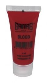 Grimas bloed tube 8 ml.