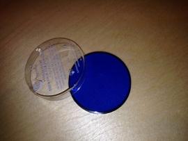Aqua facepaint 16gr fluor blauw