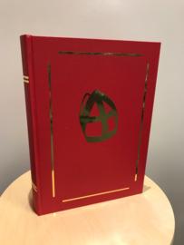 Boek Sinterklaas TV replica, zeer mooie kwaliteit