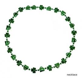 Happy St. Patrick's Day ketting 80cm