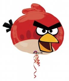 Folieballon shape Red bird
