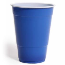 Blue Cups per 25st.