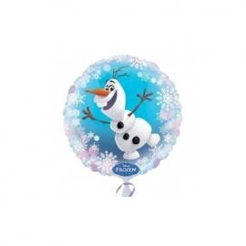 Folieballon Frozen Olaf