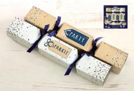 Christmas crackers doos 4504 6x 12 inch party&spar