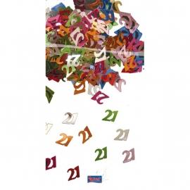 Confetti multi 21