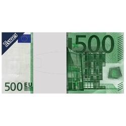 Tissuebox, 500 euro