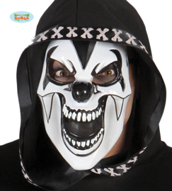 Masker plastic horror clown