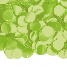 Confetti limegreen 100gr (BrV)
