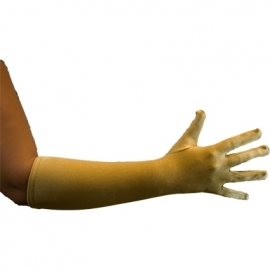 Gala handschoenen goud
