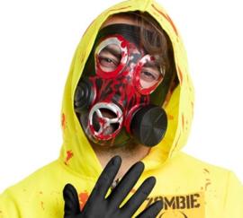 Gasmasker horror