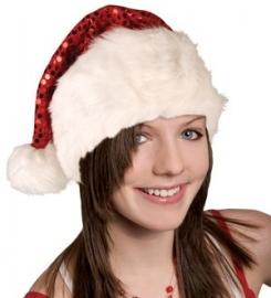 Kerstmuts lurex