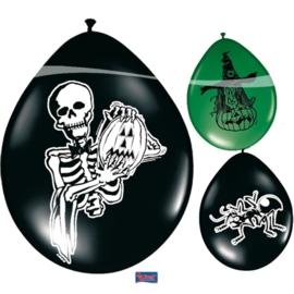 Ballonnen 8st. horror