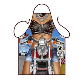 Schort - Biker girl