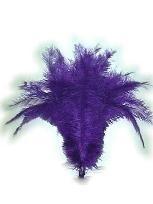 Veren floss paars