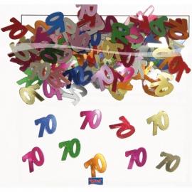 Confetti multi 70