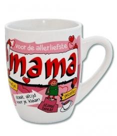Mok Cartoon Mama