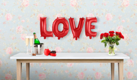 Ballonnenkit Love (luchtgevuld) 36cm