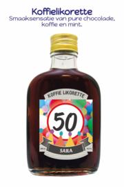 Drankflesje 50 Sara