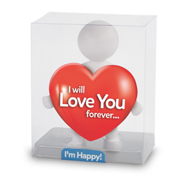 I'm Happy - I will love you forever