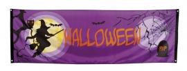 Banner halloween 74x220cm