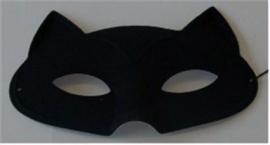 Domino kat zwart