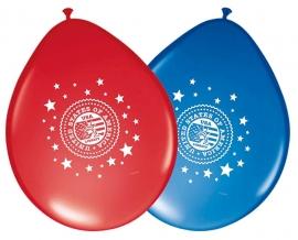 Ballonnen USA Party /8st.