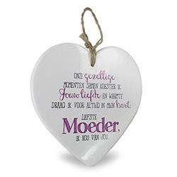 Hartje voor jou - Liefste moeder