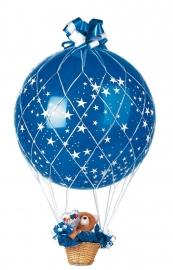 Raffianet voor jumbo 90cm ballonnen