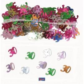 Confetti multi 30