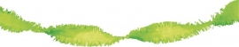 Draaiguirlande Lime Groen 24mtr