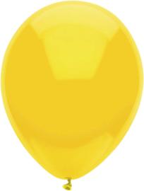 Ballonnen 100st. Geel standaard