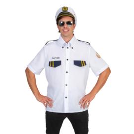 Blouse kapitein mt. 48/50