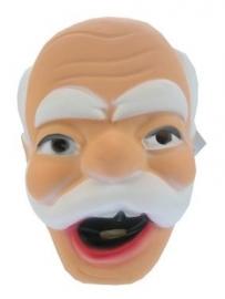 Masker pl. Abraham met snor