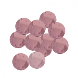 Confetti metallic rose/gold 25mm - 20gr