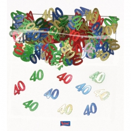 Confetti multi 40