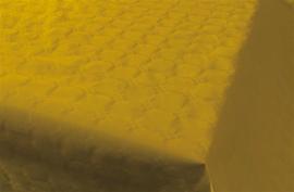 Tafelkleed damast goud 7m x 118cm