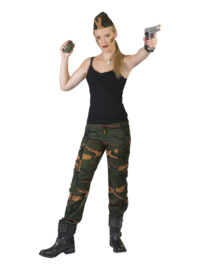 Broek camouflage Cathy mt. 40/42